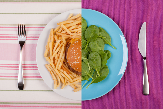 Como e por que os brasileiros fazem dieta