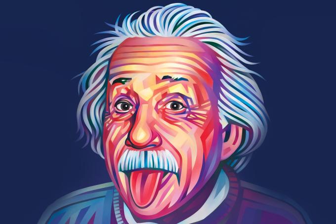 O maior meme de Einstein