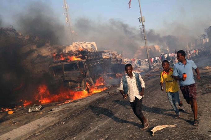 Atentado na Somália – O que aconteceu