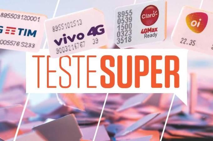 Teste SUPER #30: qual é a melhor internet no celular?