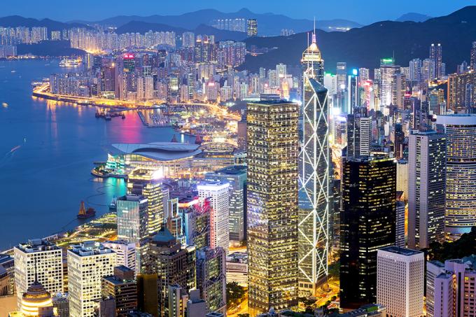 As 100 cidades mais visitadas do mundo em 2016