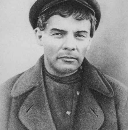 Lenin, 1917