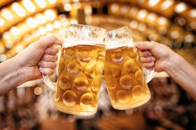 Cerveja faz mais efeito do que analgésicos