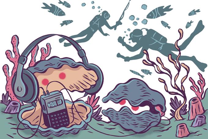 Ciência Maluca: Ostras escutam