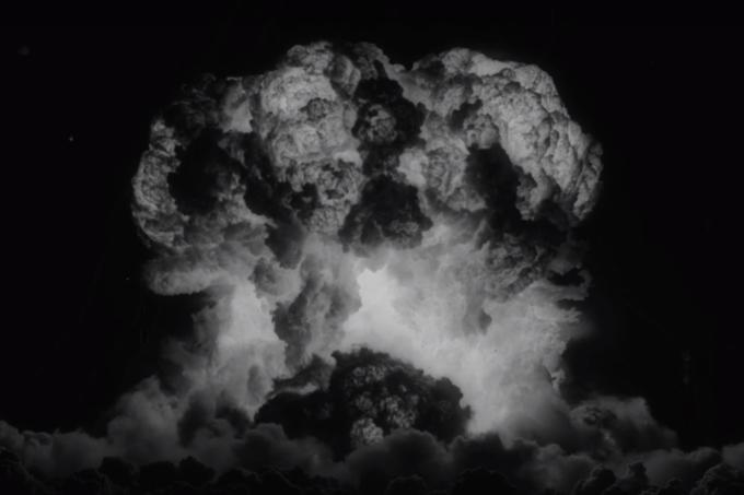 Olha a explosão- EUA liberam vídeos secretos de bombas nucleares na Guerra Fria