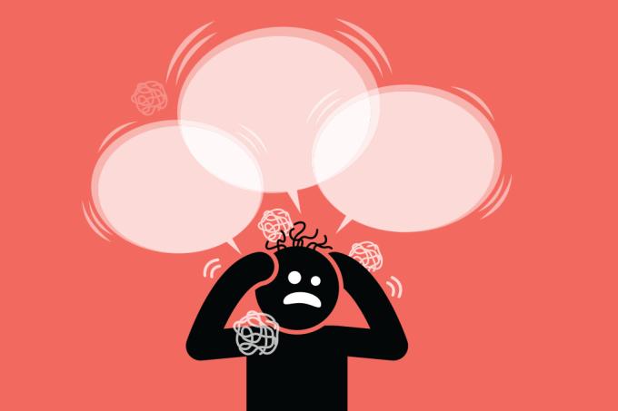 Os 5 tipos de depressão e ansiedade