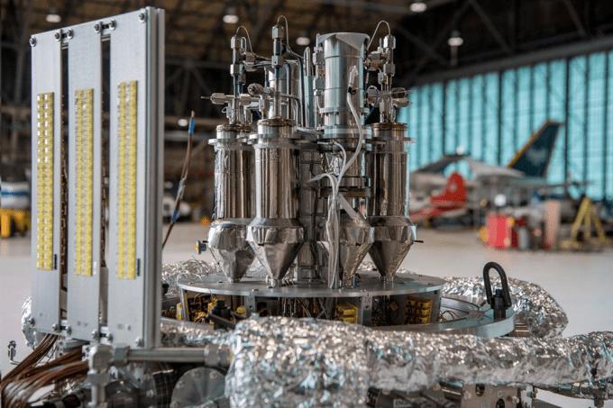 NASA testa reator nuclear para sustentar vida em Marte