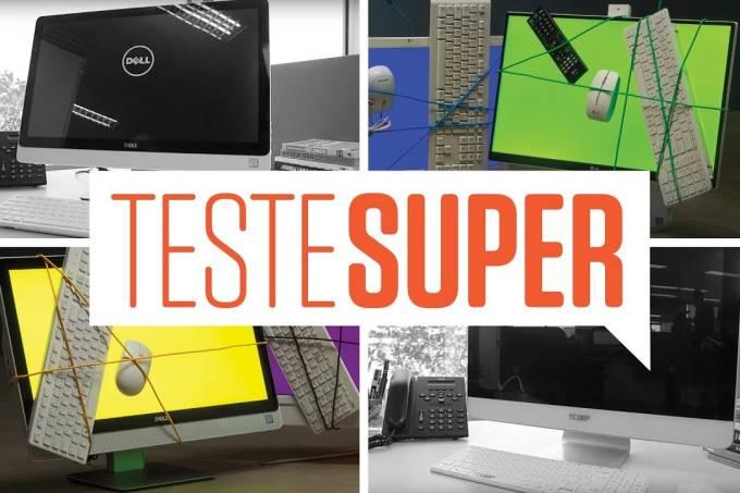 TESTE SUPER – ALLINONE