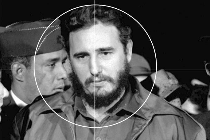 As 638 vezes em que a CIA tentou matar Fidel