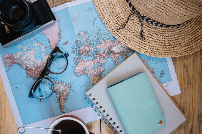 Os destinos mais caros e baratos para viagens de uma semana