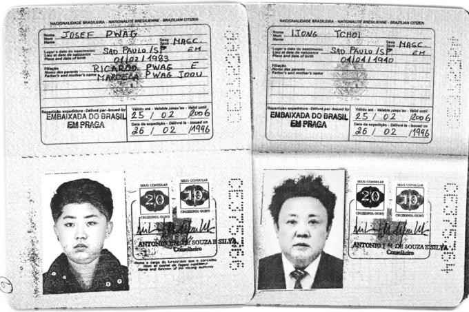 Passaporte-CoreiaNorte