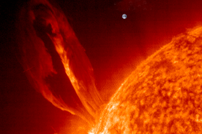 5 números sobre o Sol que vão te surpreender