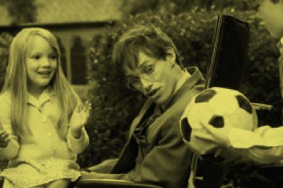 A Teoria de Tudo:A cinebiografia foi indicada a cinco Oscars.