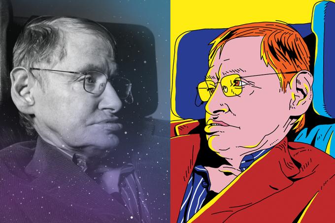 Stephen Hawking: gênio da física e ícone do pop