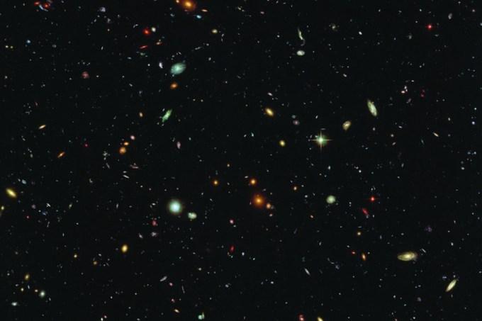 Descobriram uma galáxia sem matéria escura. E isso prova que matéria escura existe