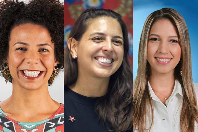 Lugar de mulher (também) é na política
