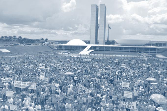 """O Brasil nunca conquistou o """"título"""" de democracia plena"""