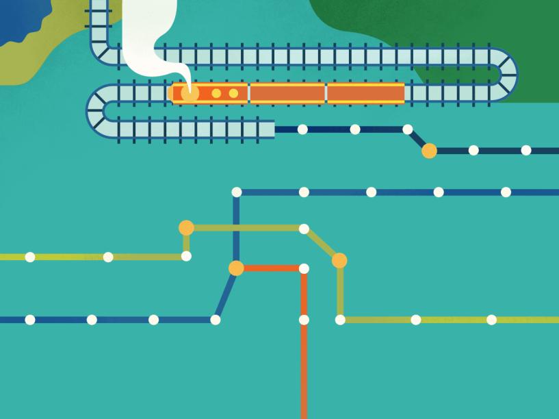 Hoje, cidades consideradas desenvolvidas são aquelas que têm uma rede abrangente de trens e metrôs. Esse constante movimento em busca da descoberta de soluções para melhorar a mobilidade impacta e transforma trajetórias de vida. Na Europa e na Ásia, por exemplo, o transporte sobre trilhos é prioritário – e uma das primeiras opções para viagens de longa distancia. Enquanto isso, em cidades como São Paulo, para fugir do trânsito, muitos usam a moto