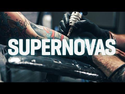 Por que uma tatuagem dura tanto tempo – SUPERNOVAS