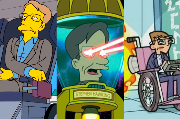 Stephen Hawking- astro da ciência e da cultura pop