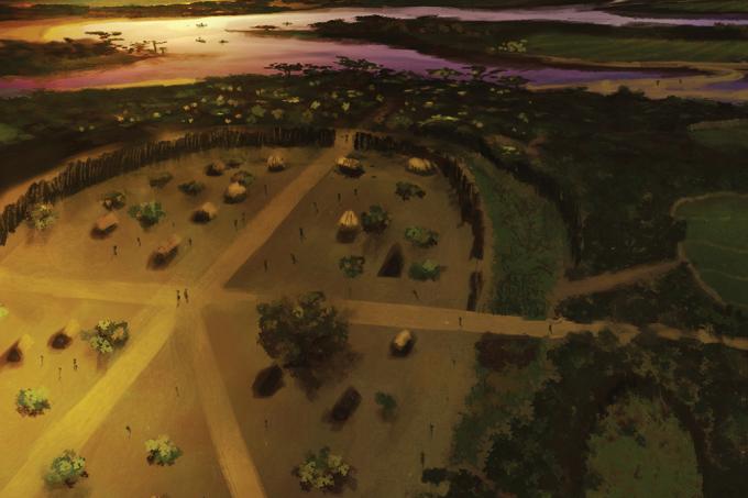 As cidades perdidas da Amazônia