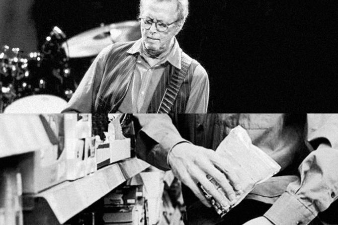 4 graus de separação: da cleptomania a Eric Clapton