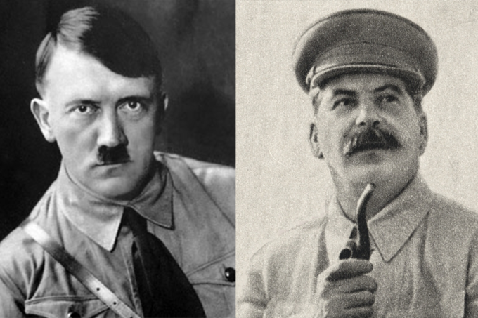 Hitler vs Stalin: o duelo do século