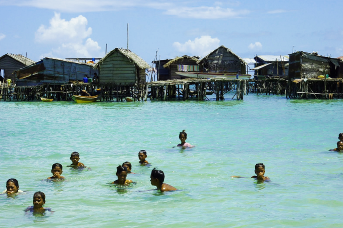 Tribo-Bajau