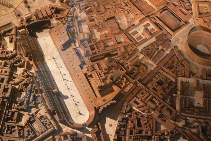 Circo Máximo de Roma — o autódromo sem gasolina