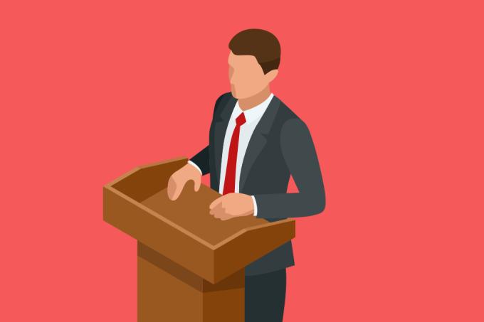 Como virar candidato?