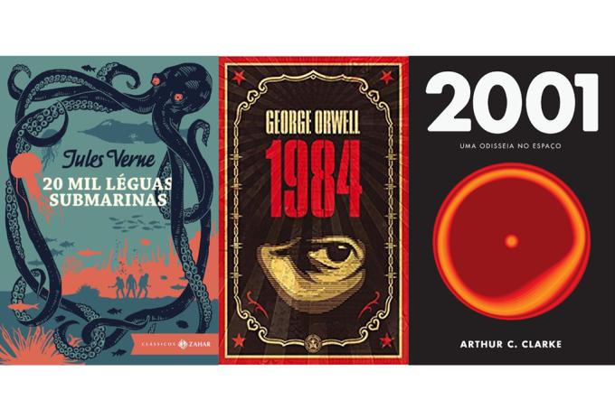 Qual livro de ficção científica tem a ver com você?