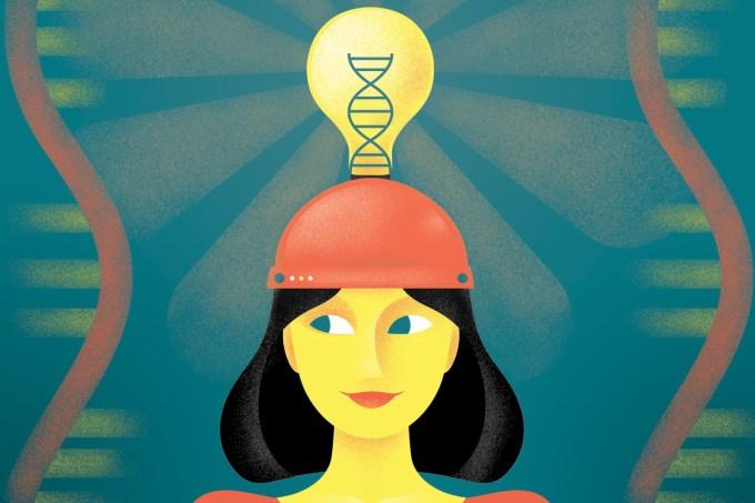 Teste de DNA prevê a inteligência das pessoas