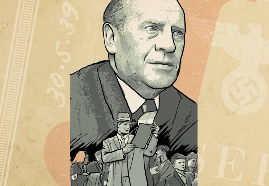 O industrial Oskar Schindler