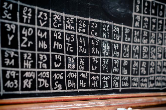 A tabela periódica pode crescer para sempre ou existem átomos gordos demais?_HOME
