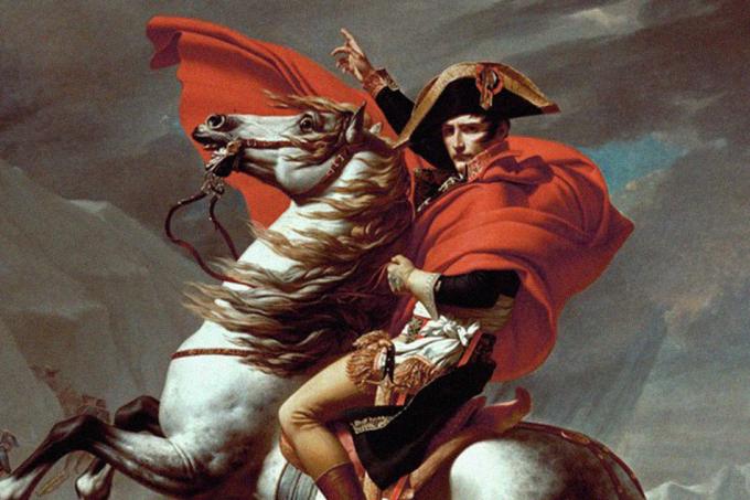 De que cor era o cavalo branco de Napoleão?_home