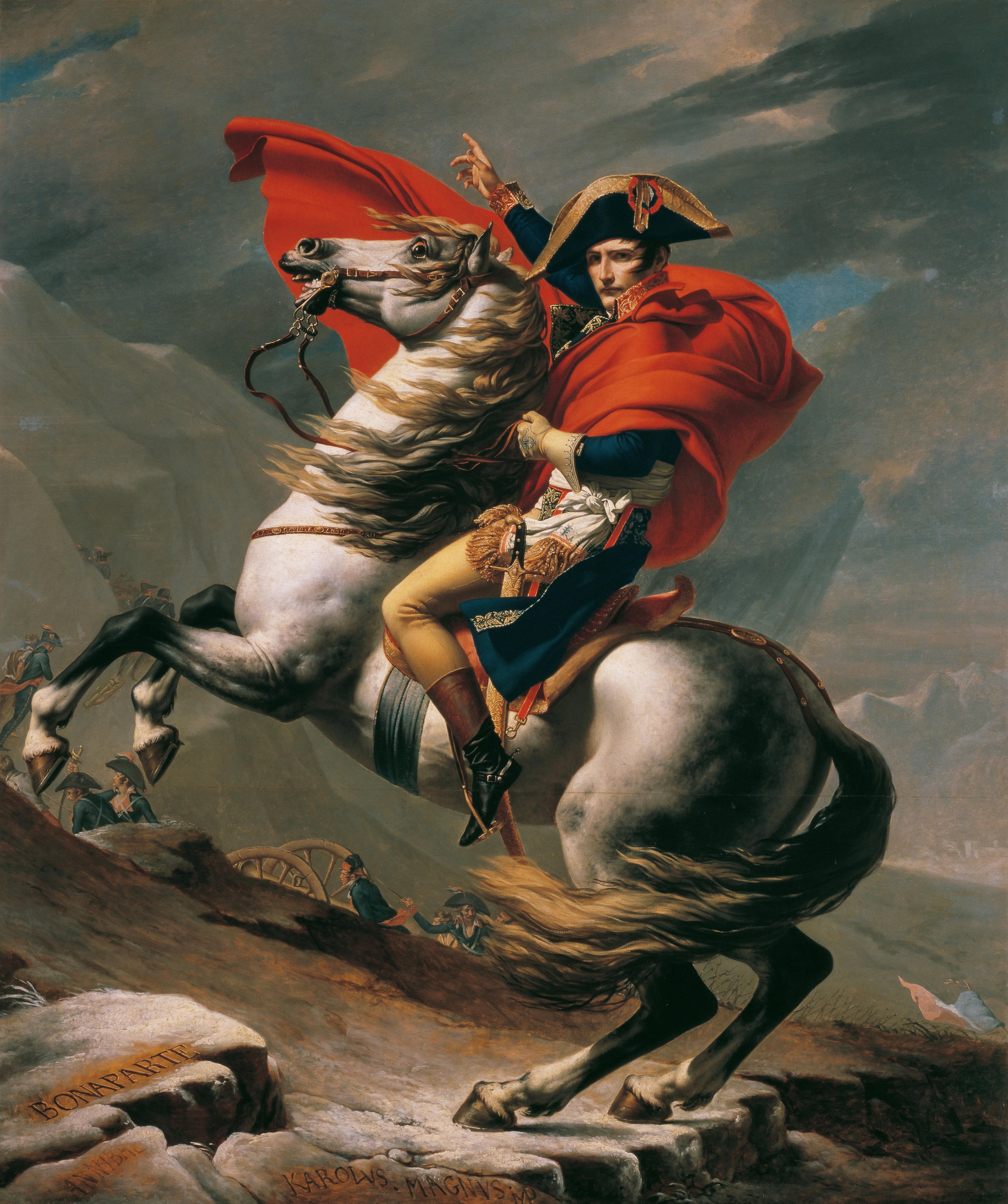 De Que Cor Afinal Era O Cavalo Branco De Napoleão Super