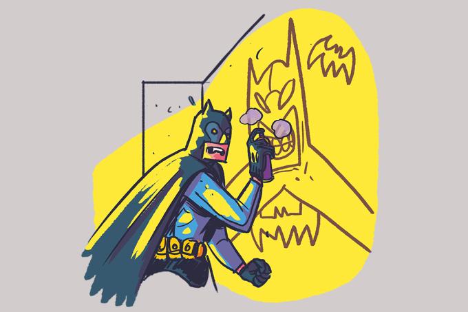 Por que o Beco do Batman, em São Paulo, tem esse nome?