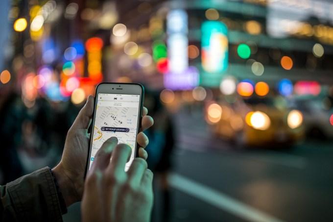 Uber registra patente de tecnologia que detecta passageiros bêbados
