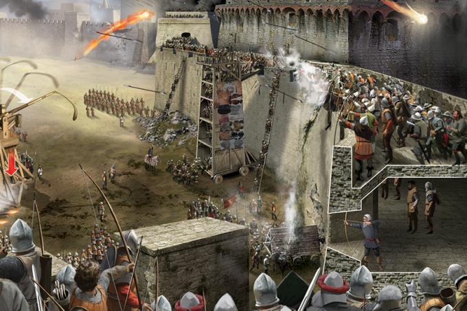 Guerra na Idade Média