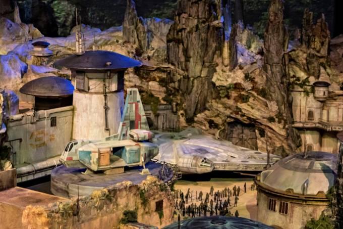 Disney revela detalhes dos parques de Star Wars