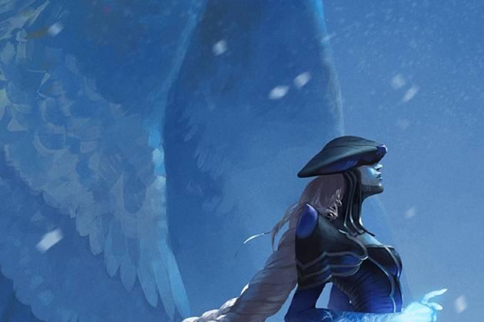 Artista une Pokémon e League of Legends em artes incríveis