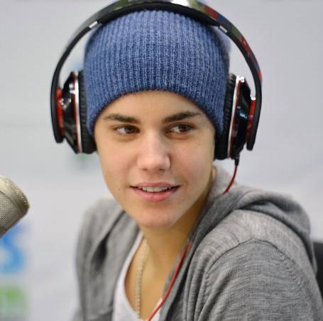 Justin Beiber  And Austin Mahone Visit The Elvis Duran Z100 Morning Show