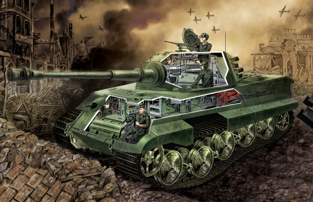 Qual Era O Tanque Mais Poderoso Da 2ª Guerra Super