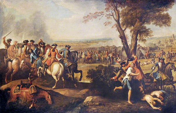 Pursuit_of_the_French_after_the_Battle_of_Ramillies