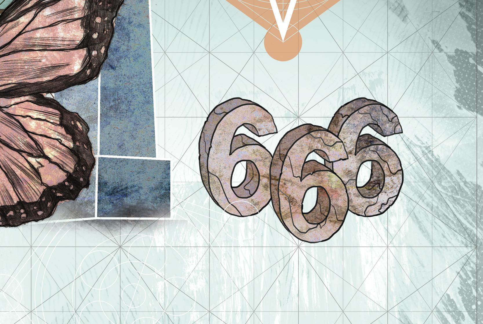 Simbolos Illuminatis - 666
