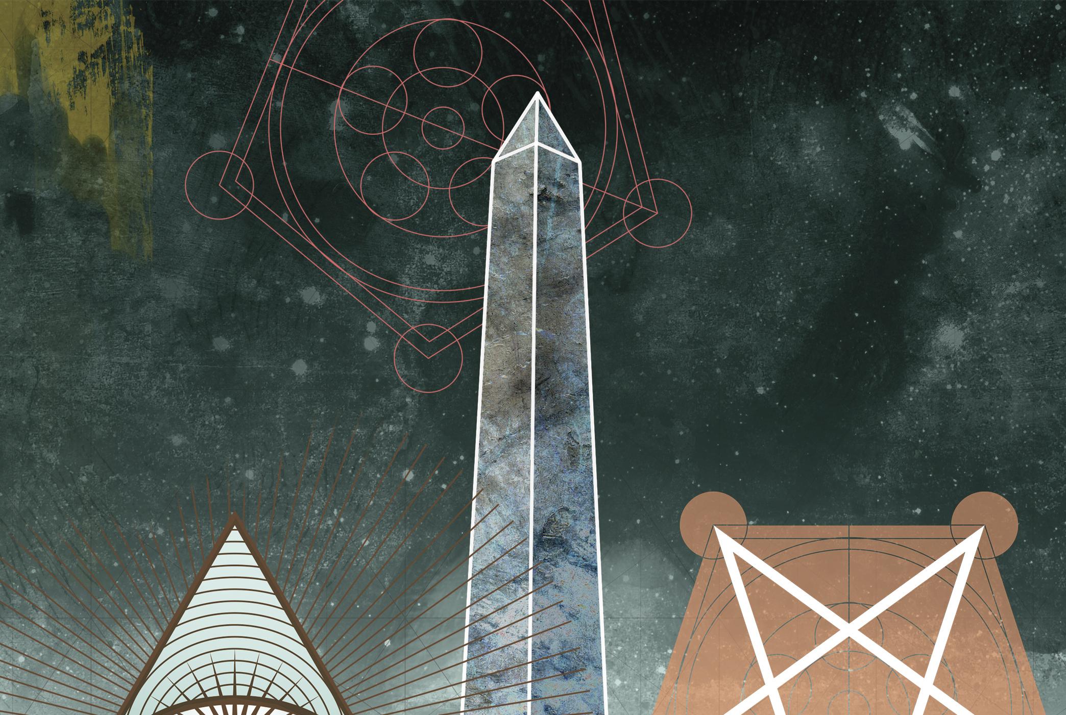 Simbolos Illuminatis - obelisco