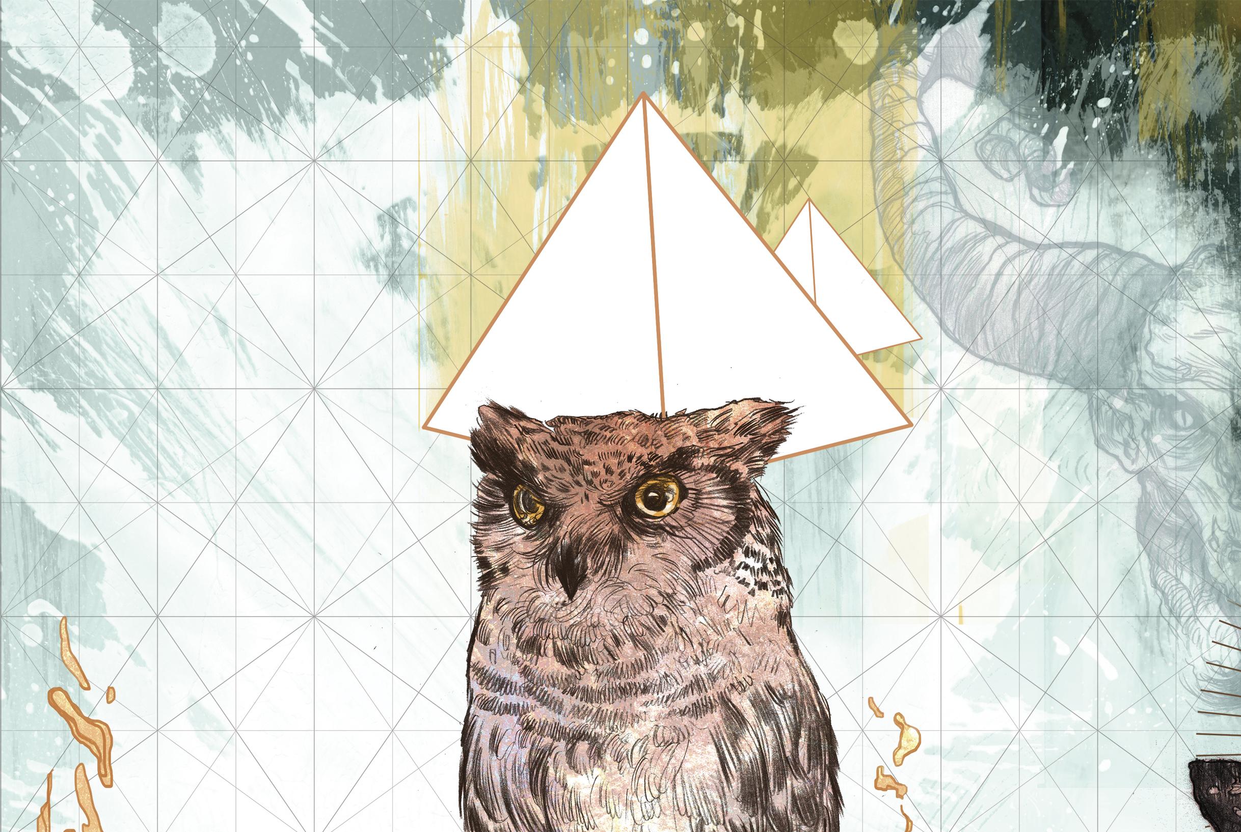 Simbolos Illuminatis - triangulo