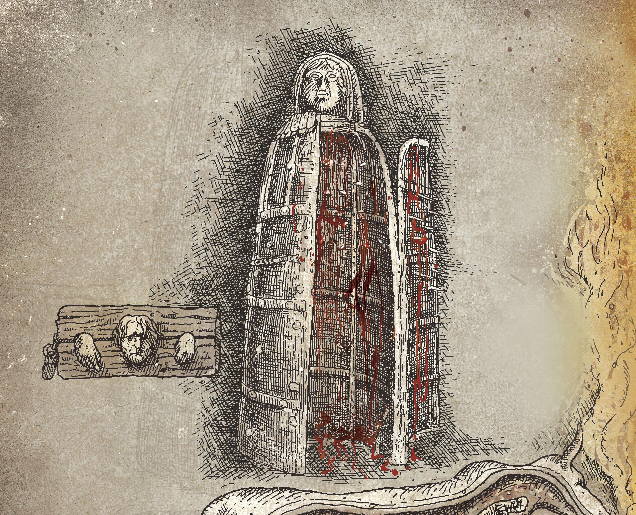 dama de ferro