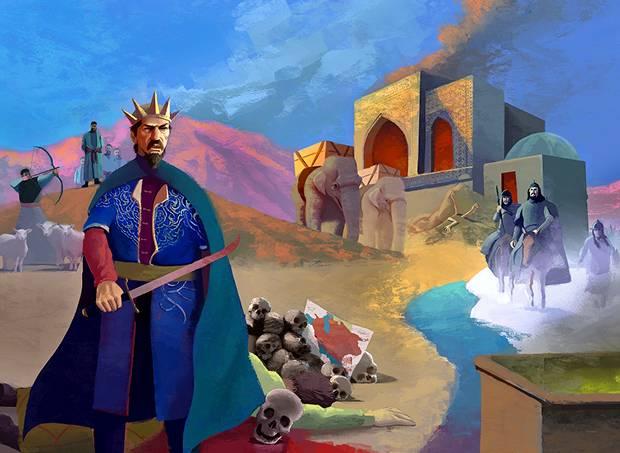 Quem foi Tamerlão, o sangrento imperador mongol