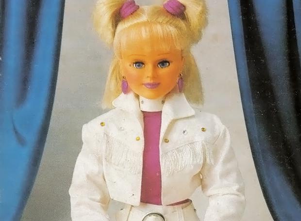 boneca Xuxa